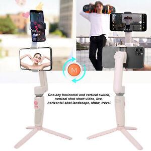 Handheld Stabilizer Tripod for Phone Pocket Camera Anti‑Shake Selfie Stick 5-9cm