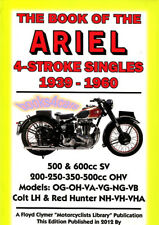 ARIEL SHOP MANUAL SERVICE REPAIR BOOK SINGLES 4 STROKE MOTORCYCLE