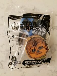 New McDonald's Star Wars Rise of Skywalker Chewbacca Happy Meal Toy #9 2019 NIP