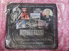 HISTORIC FILMS LIBRARY MOUSEPAD MOUSE PAD ELVIS CLINTON DISCO 8-3/8x7.5 (SS3)