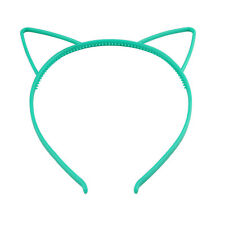 Women Girl Cat Ears Hair Band Headband Plastic Costume Orecchiette Head band