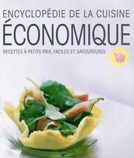 Encyclopédie de la cuisine économique - Collectif - Livre - 291404 - 2419292