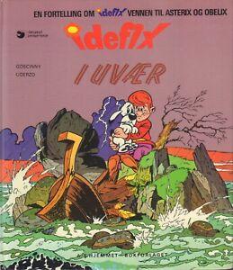 IDEFIX 03 - I UVAER - Goscinny/Uderzo (NORWAY 1974)