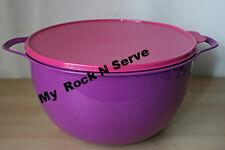 Tupperware Large Thatsa Mixing Bowl 10 L/ 42 Cup New