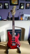 Stratocaster type electric guitar
