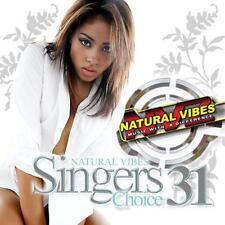 REGGAE LOVERS ROCK SINGERS CHOICE VOL 31