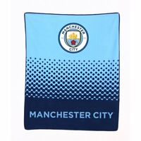 Extra Large Manchester United F.C Club Football Couverture Polaire Enfants