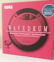 NEW Korg WAVEDRUM Global Edition Percussion Synthesizer WD-X-GLB MADE IN JAPAN