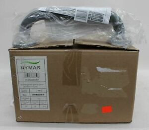 NYMAS B-G1235C/GY Steel Grab Rail 300mm Grey w/Concealed Fixing Job Lot 18x NEW