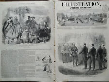 LA RECEPTION DI N 864 1859 ILLUSTRAZIONE DEL GOVERNO REGIONALE DELLA TOSCANA DAL