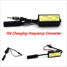 Car FM Changer Frequency Converter Antenna Radio Band Expander For Japanese Car