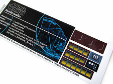 STAR WARS REPLACEMENT STICKERS for LEGO 10144 SANDCRAWLER ,MODELS,ETC + EXTRA'S