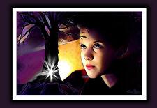 """After Eleven"" Signed Print - Stranger Things - Millie Bobby Brown Original Art"