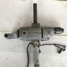 """Vintage Rockwell 768R 1/2"""" Reversing Drill 6.5 Amp with Chuck Heavy Duty!"""