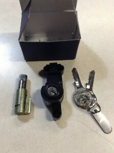 Bmw Airhead /2 Lockset With Keys