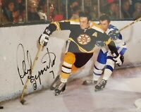 NHL HOF Phil Esposito authentic signed autographed 8x10 photo