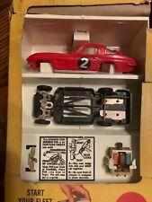 IDEAL MOTORIFIC 1964 Corvette Red In Original Box NOS