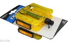 Composants et pièces de vélo jaunes pour Vélo BMX