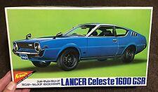 Mitsubishi LANCER CELESTE 1600 GSR 1/28  NICHIMO  MODEL KIT