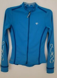 Pearl Izumi Women's Blue Riding Jacket. Size Small. Excellent Condition