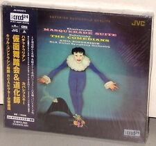 XRCD CD JMXR-24014: Khachaturian Masquerade Suite, Kabalevsky Comedians, 2003 SS