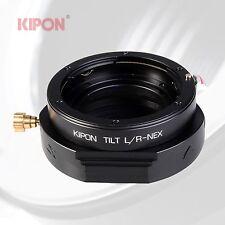 New Version Kipon Tilt Adapter for Leica R Mount Lens to Sony E Mount Camera NEX