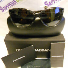 D & G Black Marble Sunglasses DG4171P 56-16-140 3N BRAND NEW! Fast Shipping!