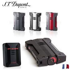 S.T. Dupont Accendino Defi Extreme NERO BLACK Lighter Feuerzeug Briquet
