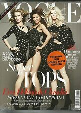 Vogue CLAUDIA Schiffer HELENA Christensen EVA Herzigova BAR Refaeli SEALED!!