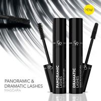 Golden Rose Mascara Panoramic Lashes All In One Dramatic Lashes Night Black