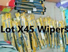 """Lot X45 28"""" 26"""" 24"""" 22"""" 20"""" 19"""" 18"""" 17"""" 16"""" Goodyear Michelin Wiper Blades Kit"""