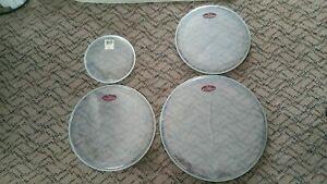 "Pearl Pro Tone Drum Heads 8"" 12"" 14"" 16"""