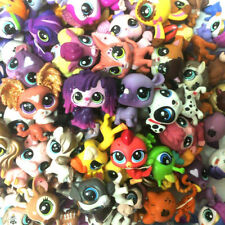 Littlest Pet Shop Lot Random 15PCS Animals Cat Dog Hasbro LPS Figure Toy Gift