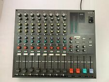 Sony MXP-290 Professional 8-Channel Analog Audio Broadcasting Mixer,Good Working