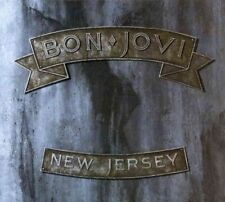 New Jersey [Deluxe] by Bon Jovi (CD, Jun-2014, 2 Discs, Island (Label))