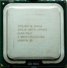 Intel Core 2 Extreme QX9650 3GHz LGA 775 SLAWN 12M Cache Processor Tested