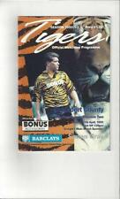 Hull City Division 2 Home Teams F-K Football Programmes