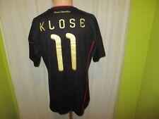 "Alemania ""dfb"" nº 290 adidas saliente WM camiseta 2010 + nº 11 klose talla m"