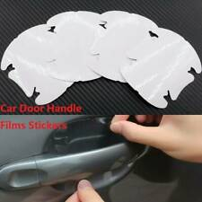 4Pcs Invisible Car Door Handle Films Sticker Anti Scratch Protect Accessories