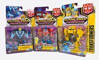 Transformers Bumblebee Cyberverse Adventures LOT of 3 Optimus Prime Hammerbyte
