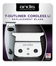 Andis Cordless T-Outliner® Li Carbon Replacement T-Blade,#04535 UPC,040102045356