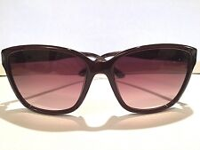 Lunettes De Soleil SALVATORE FERRAGAMO SF716S 508 prune antique wood +  clamshut rigide 7daade09a19a
