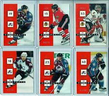 2005-06 Hot Prospects Red Hot #25 Milan Hejduk /100 SET BREAK