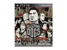 PlayStation 3 : Sleeping Dogs VideoGames