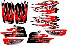 Yamaha banshee full graphics kit...