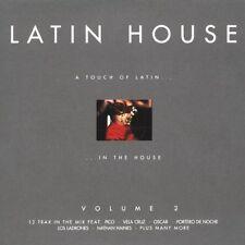 Latin House 2 = Haines/Oscar/shazz/Cabrera/pico/Ursula... = groovesdeluxe!!!