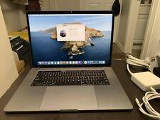 "Apple MacBook Pro 15"" 2018 2.6 GHz Core i716GB RAM 512GB SSD Office Pro 2019"