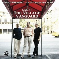ENRICO PIERANUNZI - LIVE AT THE VILLAGE VANGUARD NEW CD