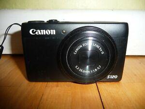 Canon power shot S 120