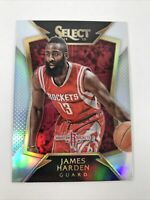 2014-15 Select James Harden Silver Refractor Prizm Houston Rockets Hot
